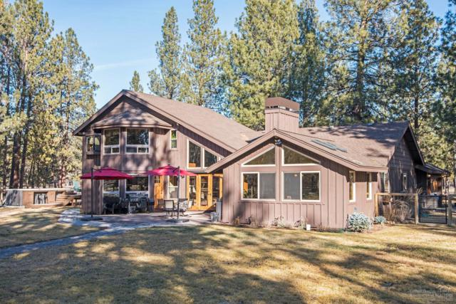 69287 Crooked Horseshoe Road, Sisters, OR 97759 (MLS #201900813) :: Central Oregon Valley Brokers