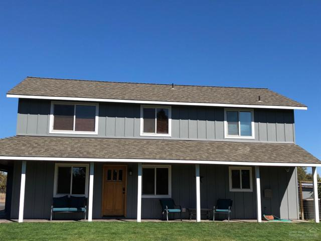 4720 NW 49th, Redmond, OR 97756 (MLS #201900829) :: The Ladd Group