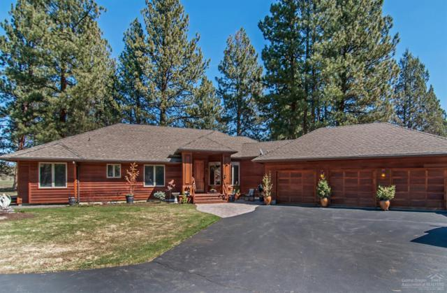 15864 Blue Jay Way, Sisters, OR 97759 (MLS #201900834) :: Central Oregon Valley Brokers