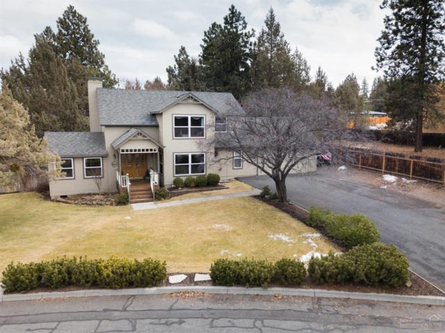 61604 Summer Shade Drive, Bend, OR 97702 (MLS #201900853) :: The Ladd Group