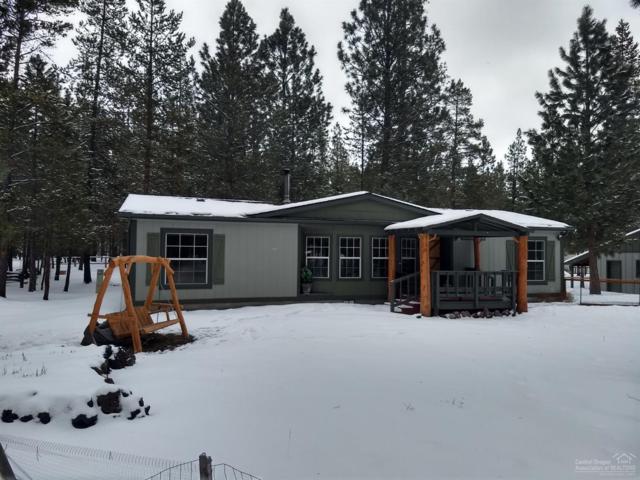 52012 Noble Fir, La Pine, OR 97739 (MLS #201901232) :: Fred Real Estate Group of Central Oregon