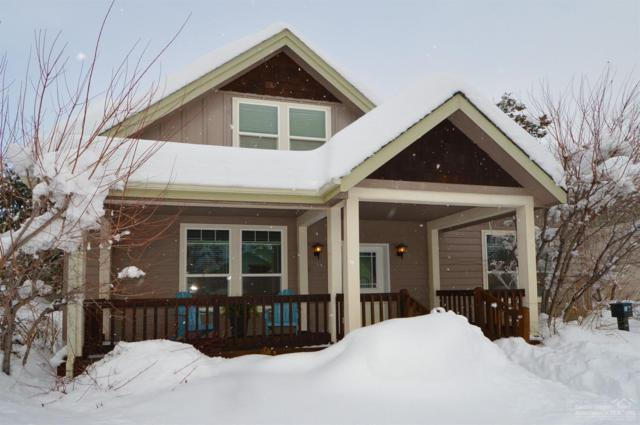 578 N Tam Rim Drive, Sisters, OR 97759 (MLS #201901408) :: Fred Real Estate Group of Central Oregon