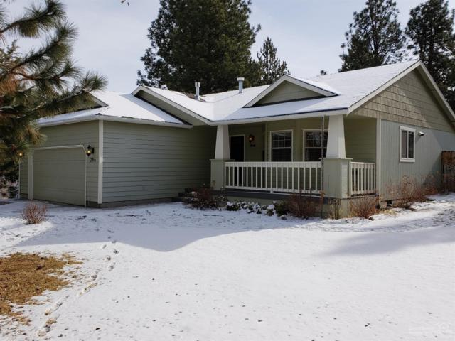 296 SE Cessna Drive, Bend, OR 97702 (MLS #201901480) :: Windermere Central Oregon Real Estate