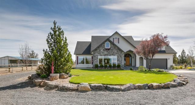 12880 SW Cornett Loop, Powell Butte, OR 97753 (MLS #201901531) :: Fred Real Estate Group of Central Oregon