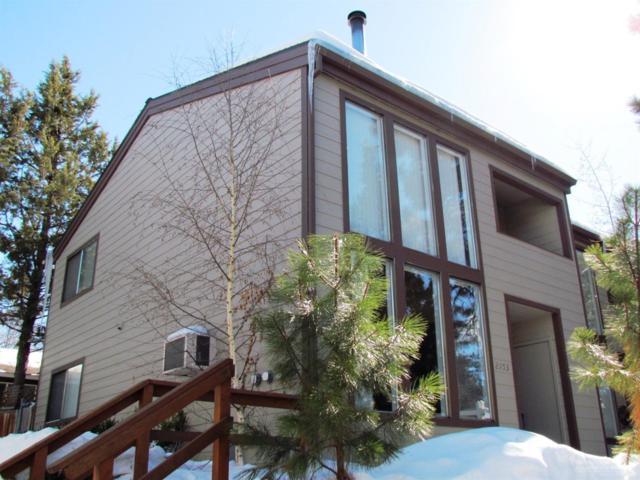2153 NW Hill Street #4, Bend, OR 97703 (MLS #201901535) :: Windermere Central Oregon Real Estate
