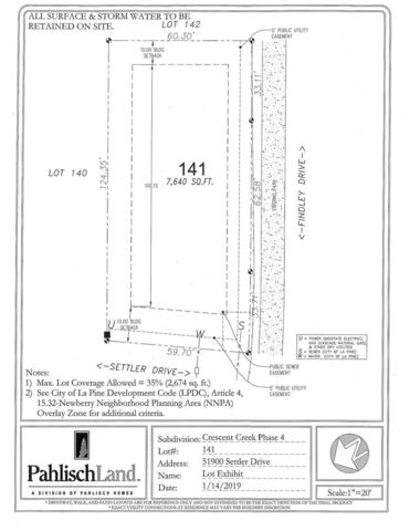 51900 Settler Drive Lot 141-, La Pine, OR 97739 (MLS #201901642) :: Team Birtola | High Desert Realty