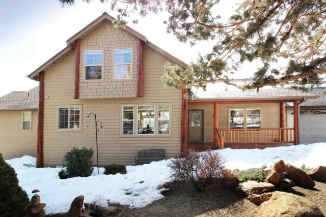 17555 Mountain View Road, Sisters, OR 97759 (MLS #201901772) :: Team Birtola | High Desert Realty