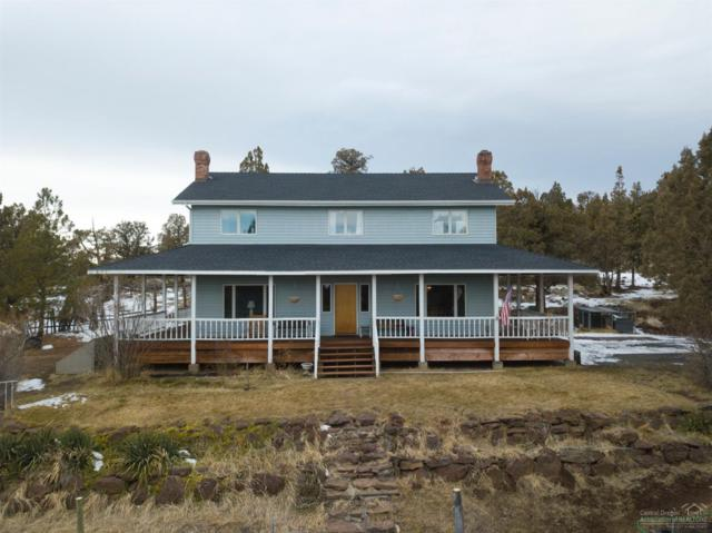 19192 Dusty Loop, Bend, OR 97703 (MLS #201901776) :: Team Birtola | High Desert Realty