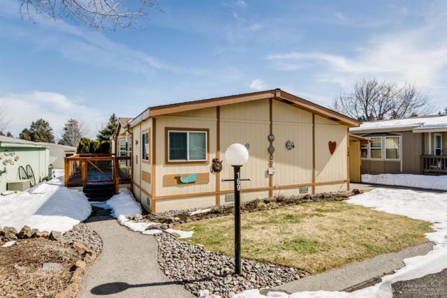 1001 SE 15th Street #169, Bend, OR 97702 (MLS #201901837) :: Team Birtola | High Desert Realty