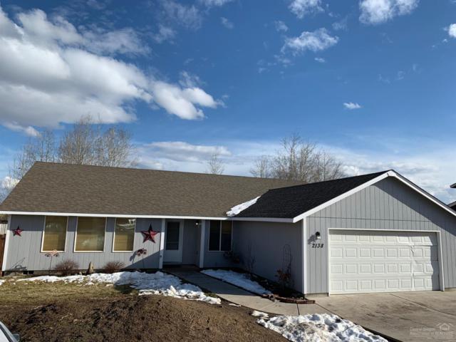2138 NE 6th Street, Redmond, OR 97756 (MLS #201901887) :: Fred Real Estate Group of Central Oregon