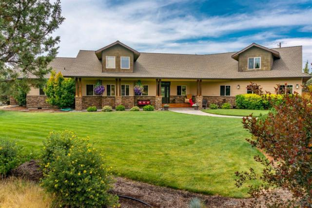 18853 SW Sisters Place, Powell Butte, OR 97753 (MLS #201901925) :: Team Birtola | High Desert Realty