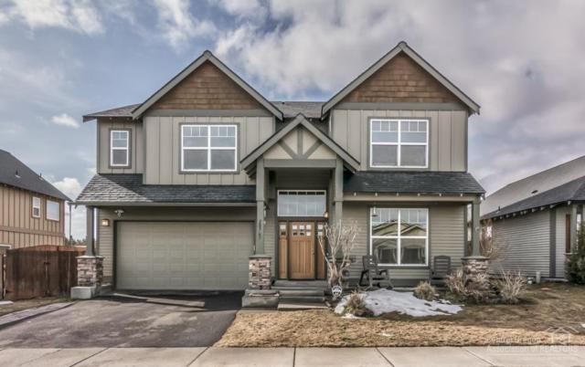 20767 NE Beaumont Drive, Bend, OR 97701 (MLS #201902071) :: Stellar Realty Northwest
