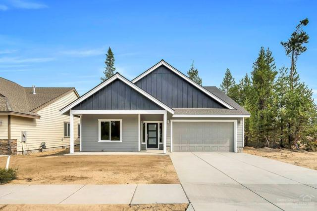 51358 Wheeler Road, La Pine, OR 97739 (MLS #201902183) :: Fred Real Estate Group of Central Oregon