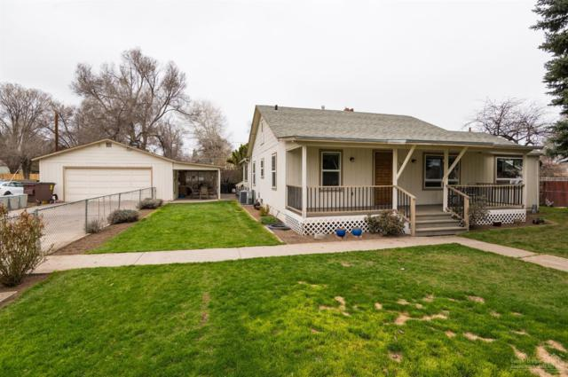 336 SE 10th Street, Madras, OR 97741 (MLS #201902481) :: Team Birtola | High Desert Realty