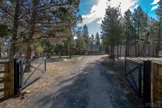 16195 Foothill Loop, Sisters, OR 97759 (MLS #201902675) :: The Ladd Group