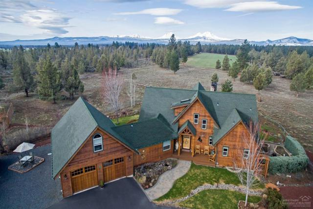 69125 Hurtley Ranch Road, Sisters, OR 97759 (MLS #201902730) :: The Ladd Group
