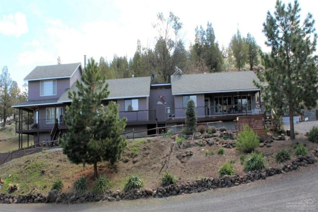 4100 SW Lakeview Drive, Culver, OR 97734 (MLS #201902739) :: Team Birtola | High Desert Realty