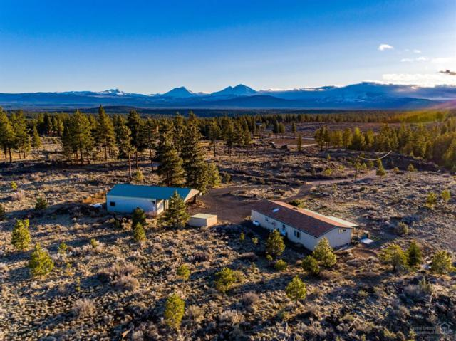 70090 Hinkle Butte Drive, Sisters, OR 97759 (MLS #201902860) :: The Ladd Group