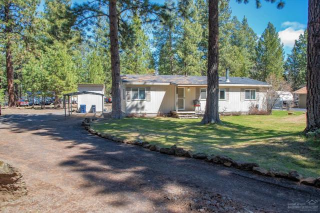 19160 Choctaw, Bend, OR 97702 (MLS #201902909) :: The Ladd Group