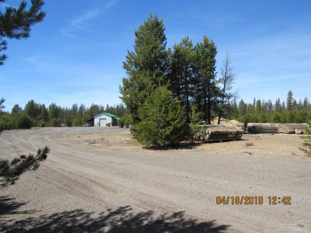 95231 Hwy 97 N, Chemult, OR 97331 (MLS #201902919) :: Premiere Property Group, LLC