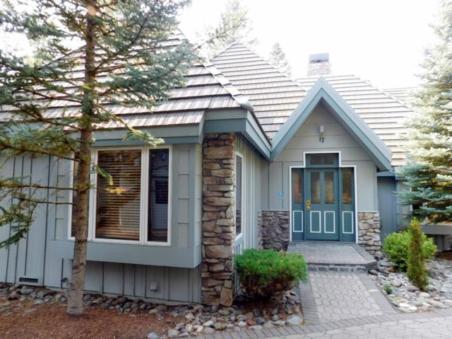 17 Stoneridge Townhomes #17, Sunriver, OR 97707 (MLS #201903083) :: Team Birtola | High Desert Realty