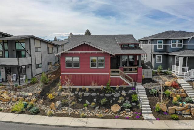 20637 SE Cougar Peak Drive, Bend, OR 97702 (MLS #201903159) :: Fred Real Estate Group of Central Oregon