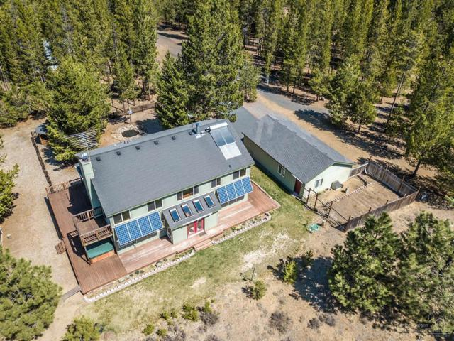 54811 Lonesome Pine Road, Bend, OR 97707 (MLS #201903190) :: Berkshire Hathaway HomeServices Northwest Real Estate