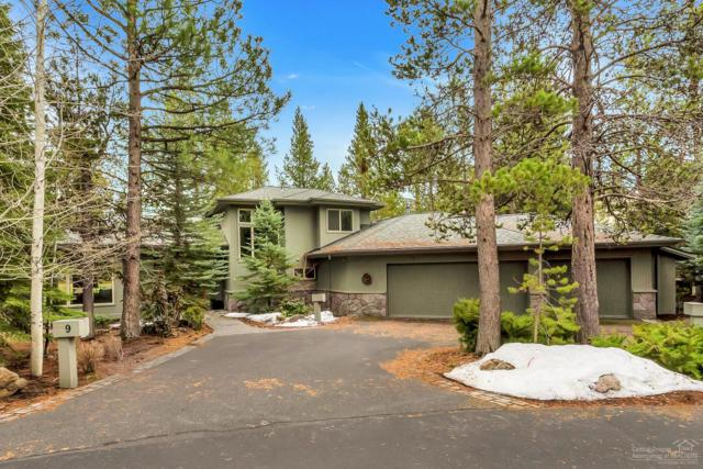 58144 Titleist Lane, Sunriver, OR 97707 (MLS #201903249) :: Berkshire Hathaway HomeServices Northwest Real Estate