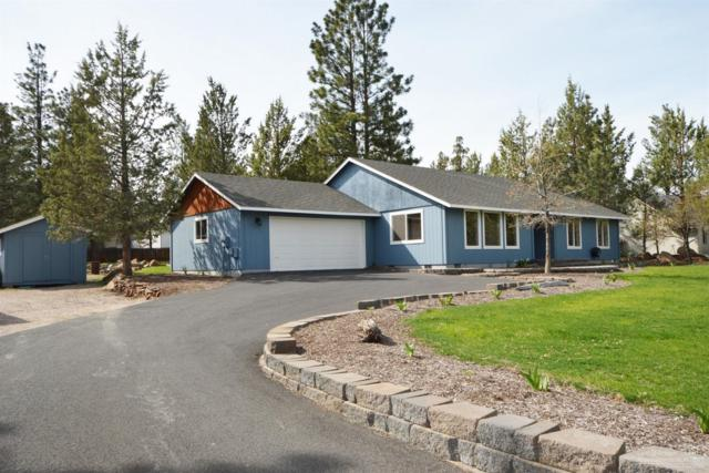 70127 Pinto Drive, Sisters, OR 97759 (MLS #201903309) :: Fred Real Estate Group of Central Oregon