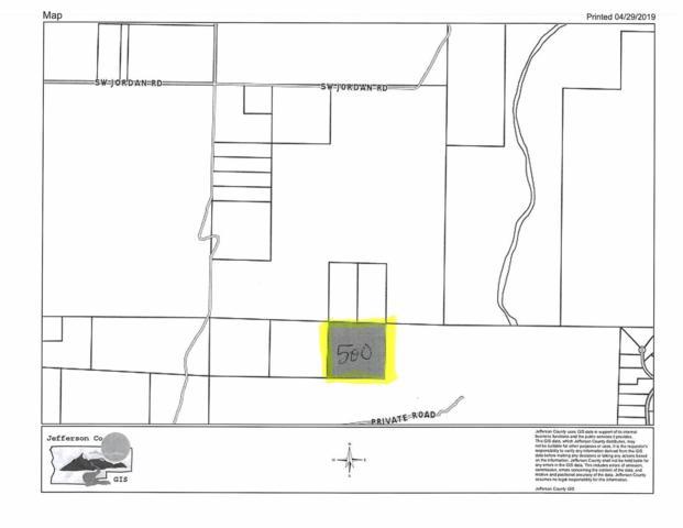 2 Jordan Road Lot, Culver, OR 97734 (MLS #201903360) :: The Ladd Group