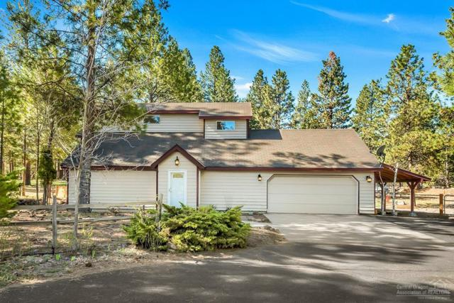 19197 Choctaw Road, Bend, OR 97702 (MLS #201903700) :: The Ladd Group