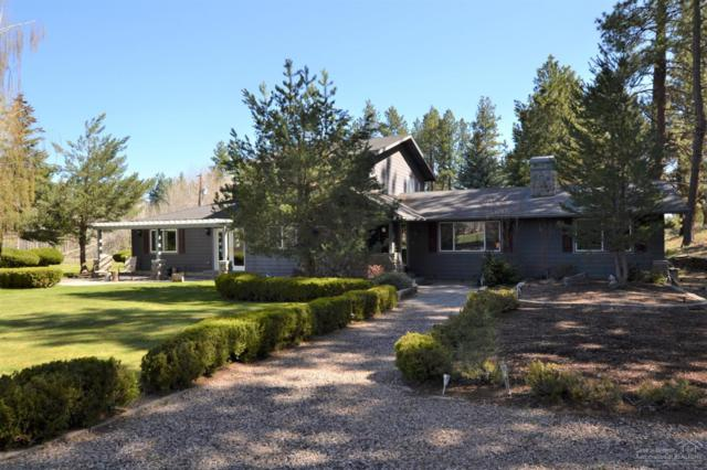 16440 Hwy 126, Sisters, OR 97759 (MLS #201903887) :: The Ladd Group