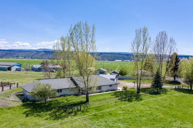 2250 NE Sunrise Acres Lane, Prineville, OR 97754 (MLS #201903986) :: Fred Real Estate Group of Central Oregon