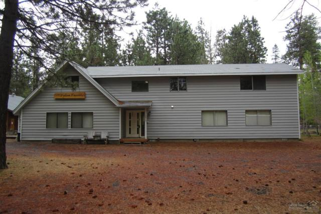 14843 White Pine Way, La Pine, OR 97739 (MLS #201904244) :: Fred Real Estate Group of Central Oregon