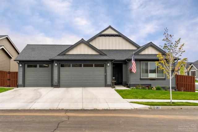 1397 NE Wilshire Drive, Prineville, OR 97754 (MLS #201904256) :: Berkshire Hathaway HomeServices Northwest Real Estate