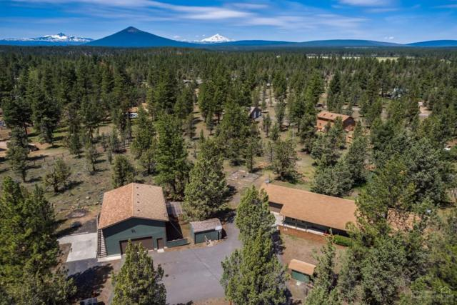 16760 Pine Tree Lane, Sisters, OR 97759 (MLS #201904261) :: Fred Real Estate Group of Central Oregon