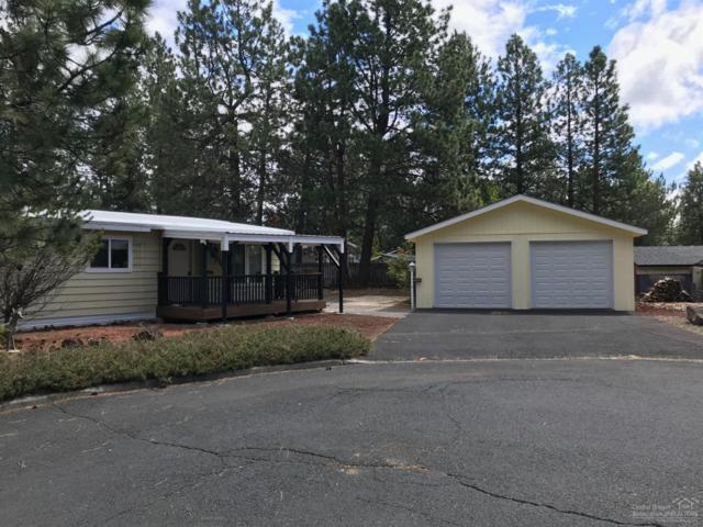 60970 SW Arrow Wood Place, Bend, OR 97702 (MLS #201904290) :: Team Birtola | High Desert Realty