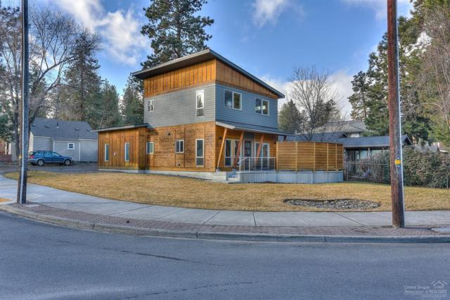 1405 NW Newport Avenue, Bend, OR 97703 (MLS #201904305) :: Fred Real Estate Group of Central Oregon