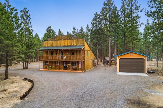 15408 Ponderosa Loop, La Pine, OR 97739 (MLS #201904421) :: Fred Real Estate Group of Central Oregon