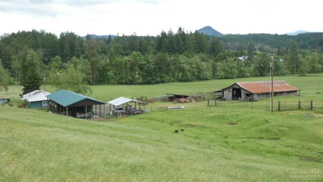 83584 Rattlesnake Creek Road, Springfield, OR 97431 (MLS #201904488) :: The Ladd Group