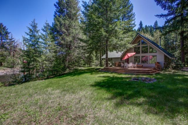 54221 W King Road, Blue River, OR 97413 (MLS #201904516) :: Team Birtola | High Desert Realty