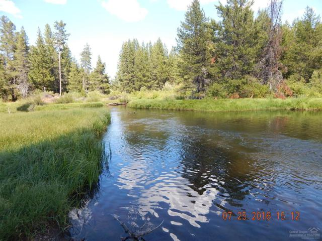 0 Crescent Cut-Off Road, Crescent, OR 97733 (MLS #201904584) :: The Ladd Group