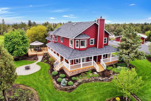 61935 Ten Barr Ranch, Bend, OR 97701 (MLS #201904639) :: Windermere Central Oregon Real Estate