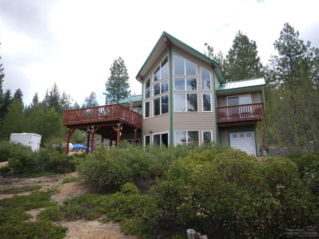 18874 Clear Spring Way, Crescent Lake, OR 97733 (MLS #201904642) :: The Ladd Group
