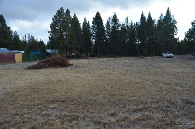 0 Riddle Road, Crescent, OR 97733 (MLS #201904668) :: The Ladd Group