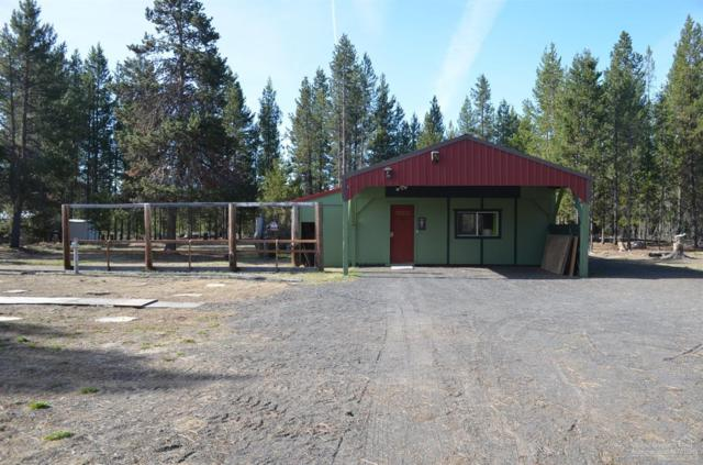 372 Riddle Road, Crescent, OR 97733 (MLS #201904670) :: The Ladd Group