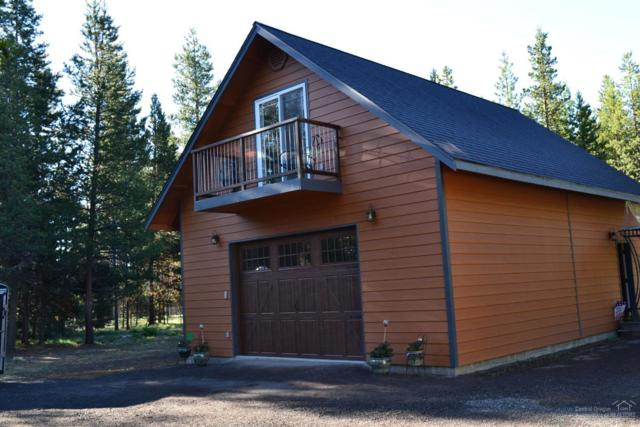 15955 Woodland Drive, La Pine, OR 97739 (MLS #201905031) :: Fred Real Estate Group of Central Oregon