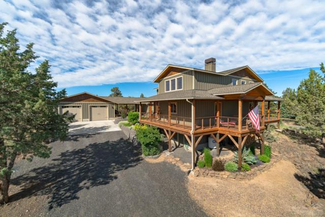 5555 NW Greenwood Avenue, Redmond, OR 97756 (MLS #201905444) :: Fred Real Estate Group of Central Oregon