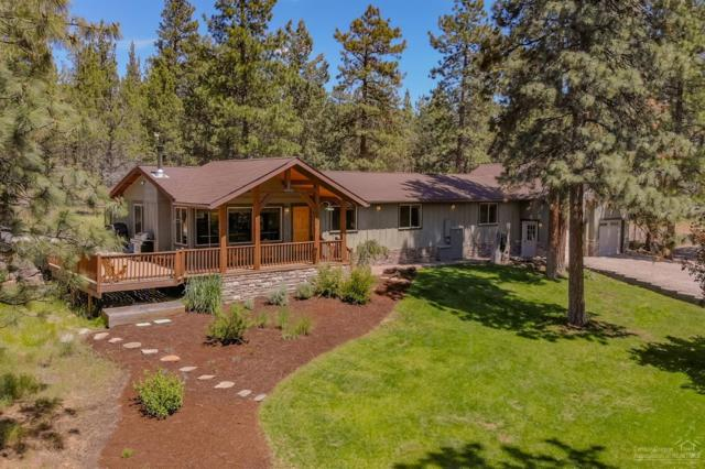 16840 Canyon Crest Drive, Sisters, OR 97759 (MLS #201905554) :: Team Birtola | High Desert Realty
