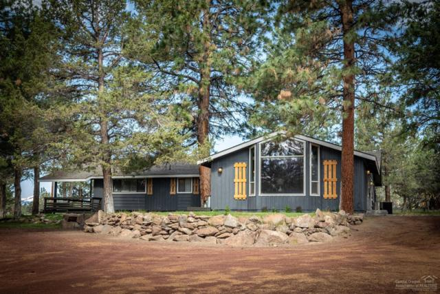 69455 Green Ridge Loop, Sisters, OR 97759 (MLS #201905567) :: Team Birtola | High Desert Realty
